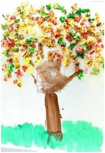 árbol de palomitas