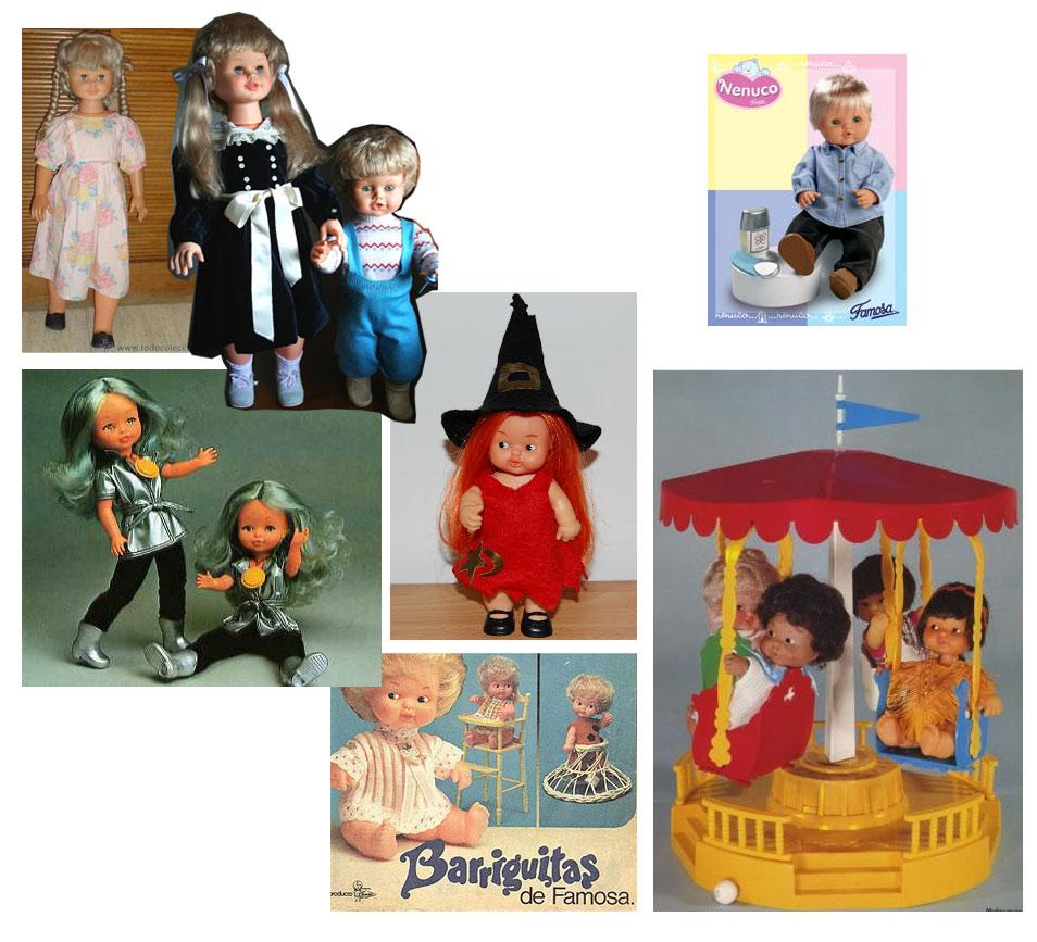 Rosaura y otras muñecas