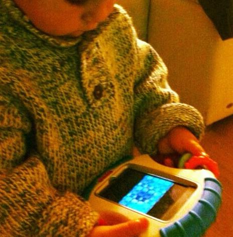 """El iPhone """"encapsulado"""""""