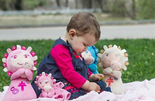 A los más pequeños les encanta Pilarín