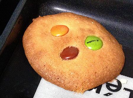 galletas con lacasitos