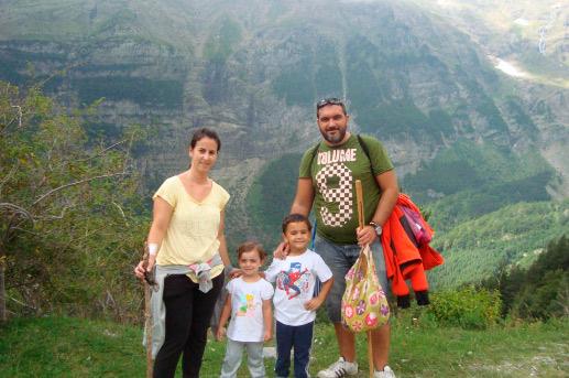 llanos de larri excursion con niños