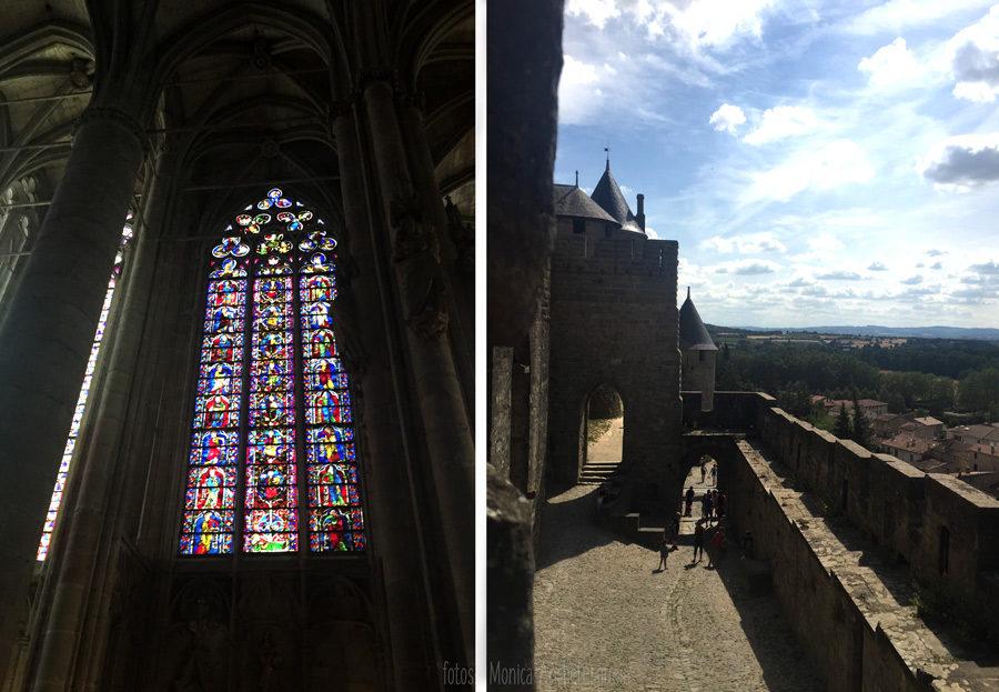 Visitando Carcassonne