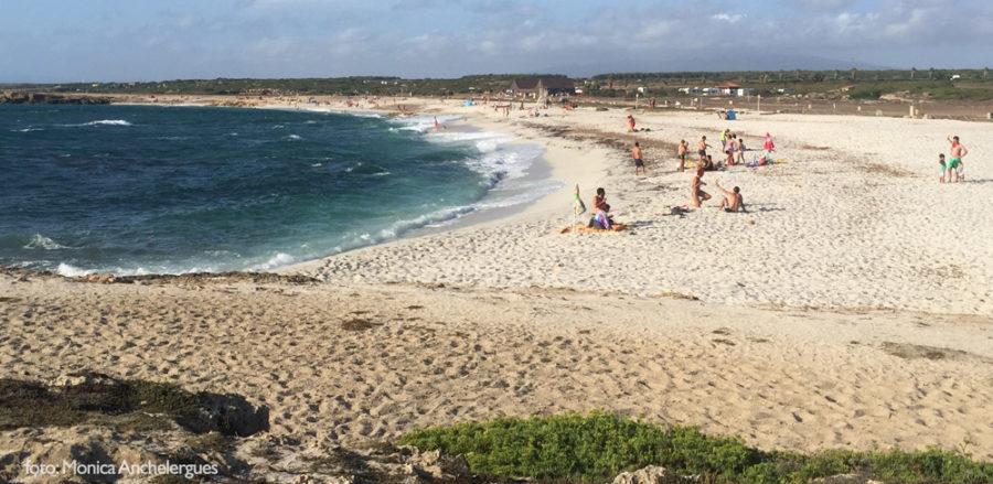 playas en cerdeña