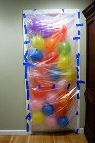 Sorpresa de globos