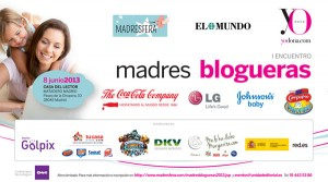 Encuentro madres blogueras