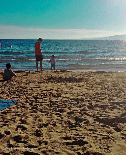 preparando las vacaciones con los niños