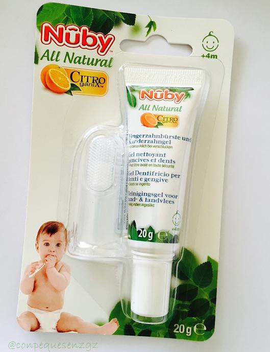 nuby dientes bebé