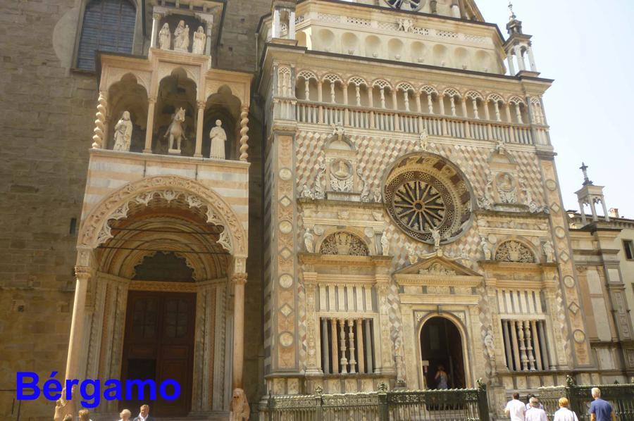 Bergamo con peques