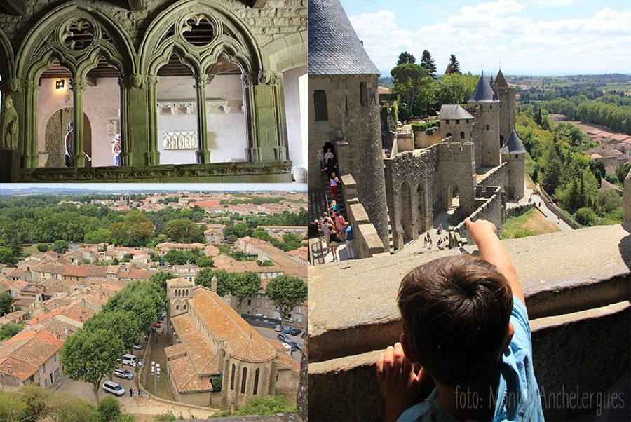 Vistas desde Carcassonne