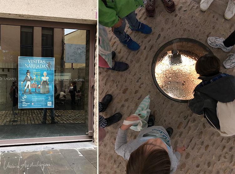 Visitas narradas en Logroño para familias