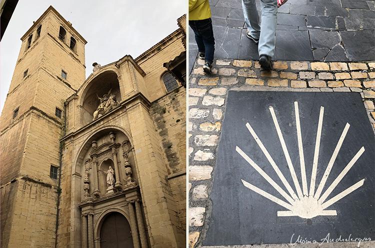 Paseando por el casco histórico de Logroño