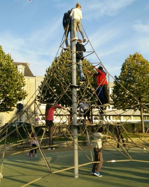 quimper paraque para niños