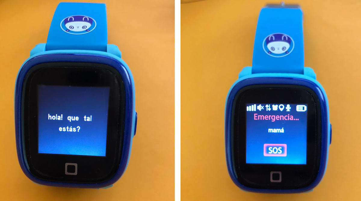 zapatos de separación 23e11 3771f Probamos SoyMomo, reloj GPS para peques -