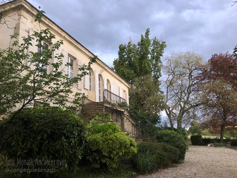 Chateau Beau Site, portets