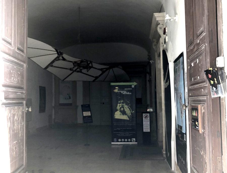 museo arquimedes y leonardo