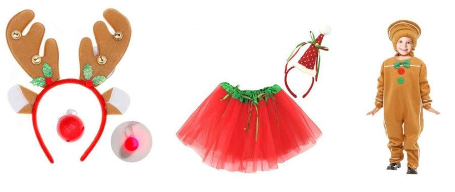 disfraces para niños en navidad